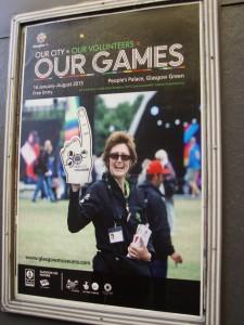 Sarah Deas Games Poster