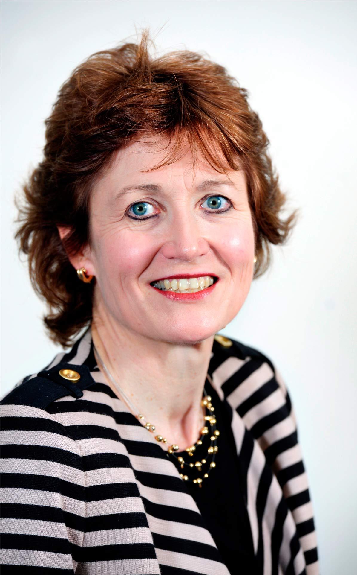 Sarah Deas, Chief Executive, Co-operative Development Scotland