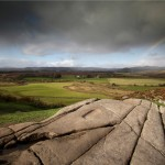 03 Dunadd Fort, where Scotland's ancient kings were crowned