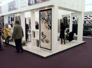Turnberry Rug Works at Decorex in London