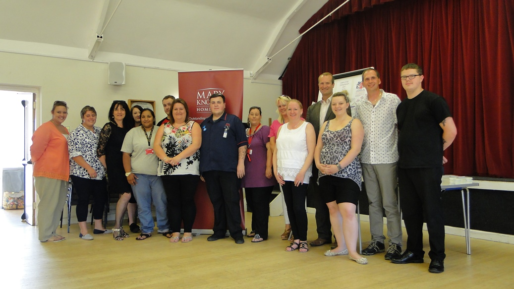 Mary Knowles Carers Summer Party July 15