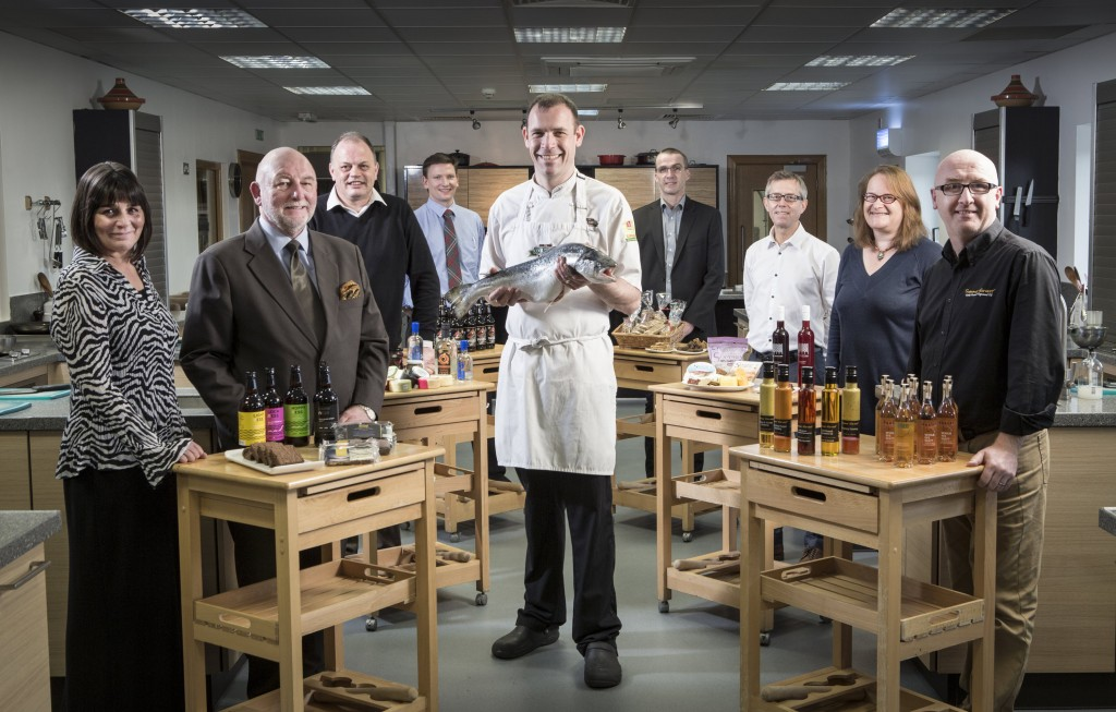Made In Scotland Collaborative Export Solutions team members
