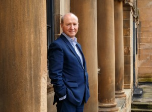 Portrait of Aspire Chief Executive Peter Millar.